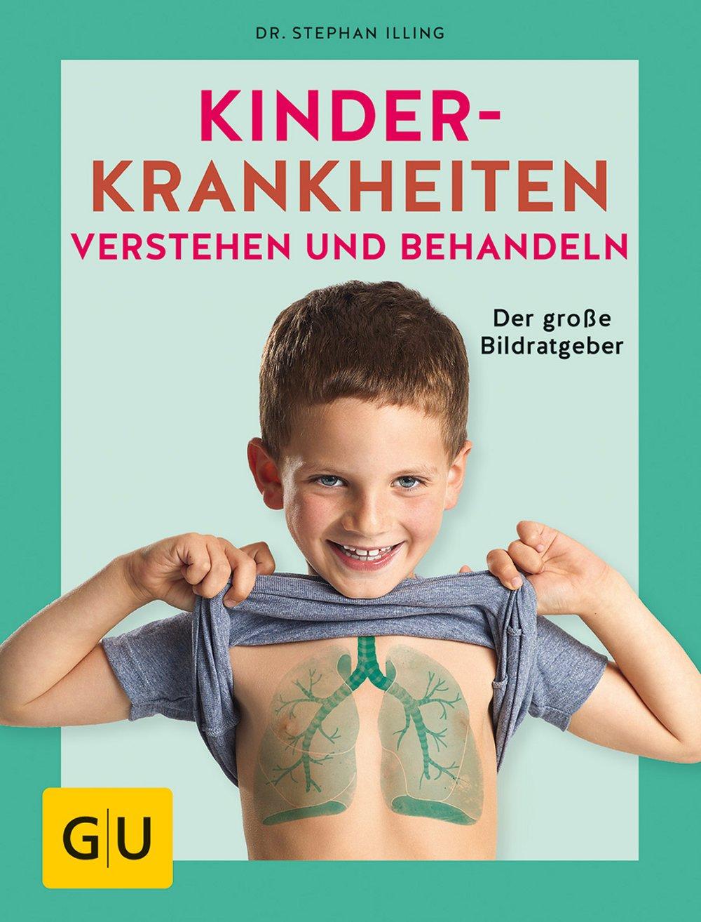 Buchtipp: Kinderkrankheiten verstehen und behandeln