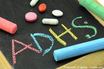 ADHS Symptome Behandlung