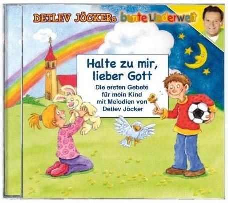 Musik-CD Gebete für Kinder