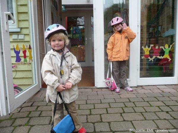 Eingewoehnung Kindergarten