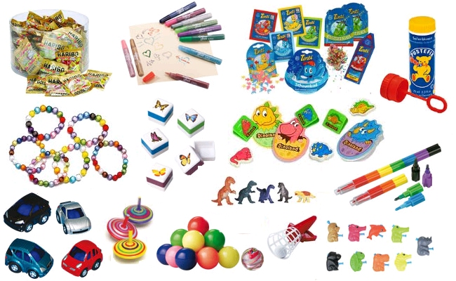 Praktische Mitbringsel & Mitgebsel zum Kindergeburtstag