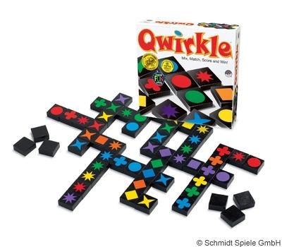 Qwirkle ist das Spiel des Jahres 2011