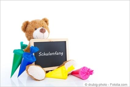 Bastelideen für den Schulanfang